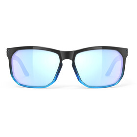 Rudy Project Soundrise Glasses, zwart/blauw